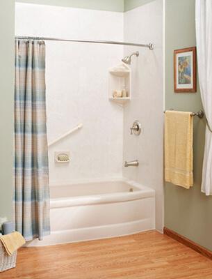 Bathroom Remodel | Shower Liners | Bathwraps