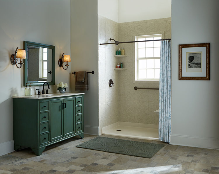 Bathroom Remodel Shower Remodeling Bathwraps